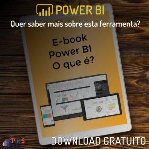ebook-o que e-Power BI
